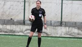 Anafartalarspor'un maçını yine Sibel Kolçak yönetecek…