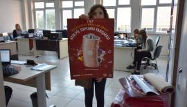 Öğrencilere yönelik atık pil toplama yarışması başladı