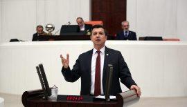 Gaytancıoğlu'dan Sağlık Bakanı'na Soru Önergesi…