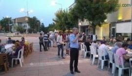 Enez Belediyesi tarafından geleneksel olarak düzenlenen iftarlar başladı.