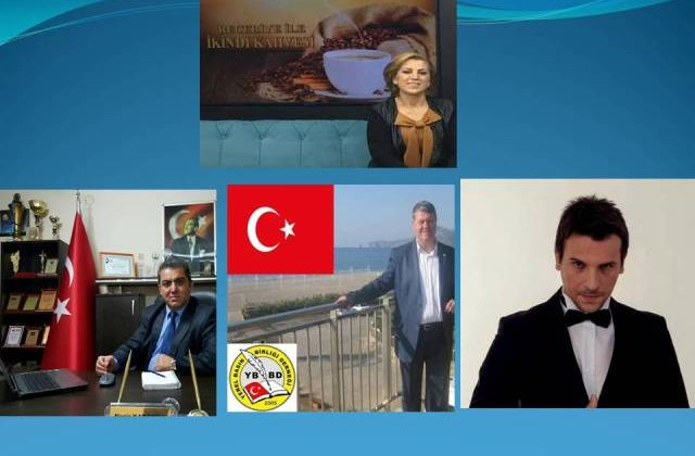 """Nezir Karayün, Erdoğan Demir ve Ergin Kılıkçıer, Kaçkar TV'de """"Recebiye İle İkindi Kahvesi"""" 'ne konuk olacaklar."""