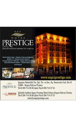 Şapçı Prestige
