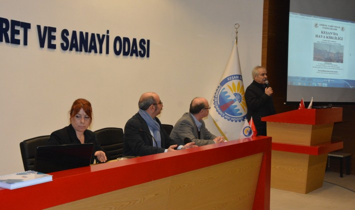 Hava Kirliliği Toplantısında Sorunlar ve Çözüm Önerileri Konuşuldu…