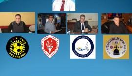 Keşanlı Kulüp Başkanları Mehmet Çelik'le Spor Penceresi'ne konuk olacaklar.