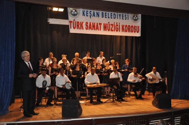 Belediyenin TSM Konseri dinleyenlerden tam not aldı