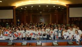 Kosova Meclisi Türk Öğrencilerle Şenlendi…