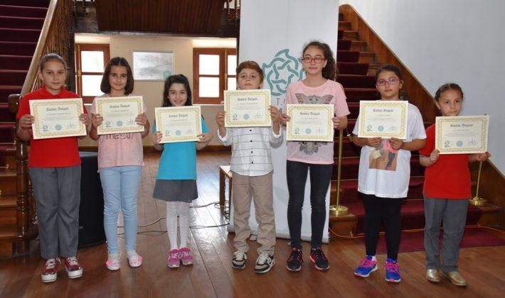 """""""Zübeyde Annemize Mektup Yazıyoruz"""" yarışmasında kazananlar belli oldu"""