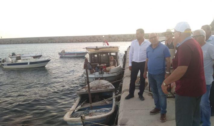 Bircan: Yayla sahilini kurtarmak için yola çıktık