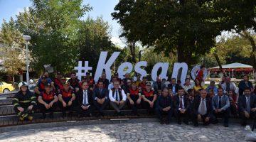 Mustafa Helvacıoğlu İtfaiye Haftası'nın 306. Kuruluş Yıl Dönümünü Kutladı