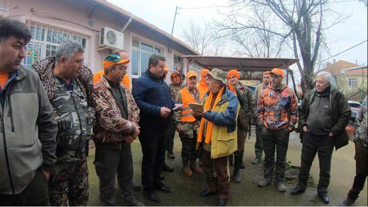 Bu avcılar bildiğimiz avcılardan değil.