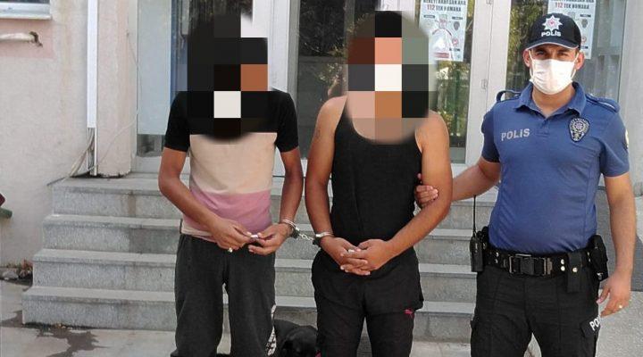 Hırsızlıktan yakalanan 3 şüpheli serbest bırakıldı