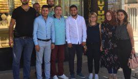 Uzunköprü Ak Gençlik Recep Tayyip Erdoğan'ın Çağrısına Ayak Uydurdu