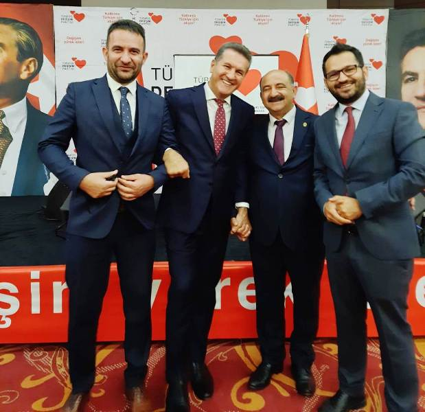 Mustafa Sarıgül adaylığını Edirne'de ilan edecek