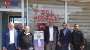 ESTAB Turizm Haritası dağıttı