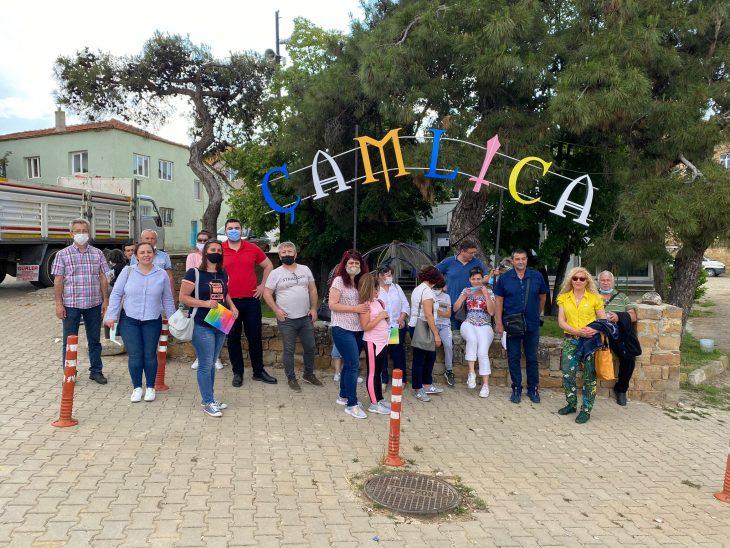 Keşan'a Bulgar misafirler