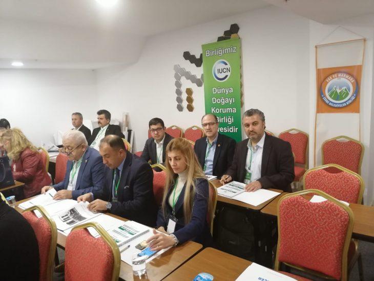 Yurdakul Ege ve Marmara Çevre Belediyeler Birliği'nin Meclis Toplantısına Katıldı