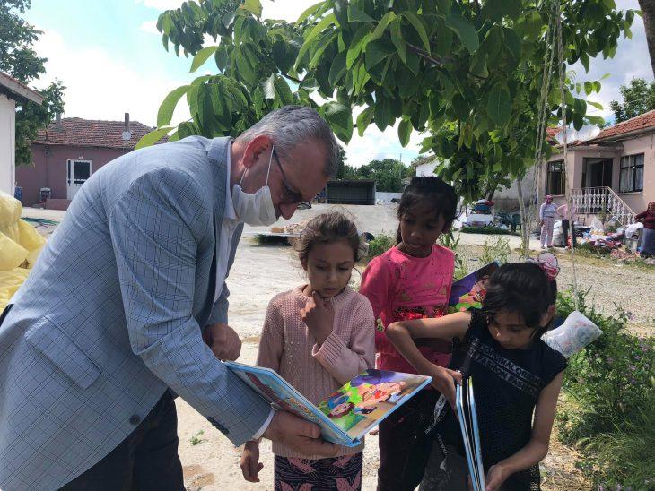 """""""Yıl boyu üretim ve istihdam ile okula giden  mutlu çocuklar"""" projesi kabul edildi"""