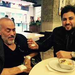 Serkan Çağrı, babasını 5.ölüm yıldönümünde paylaşım ile andı