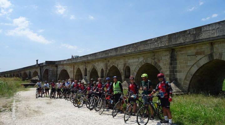 DOÇEK Bisikletçileri Trakya Turundan döndü