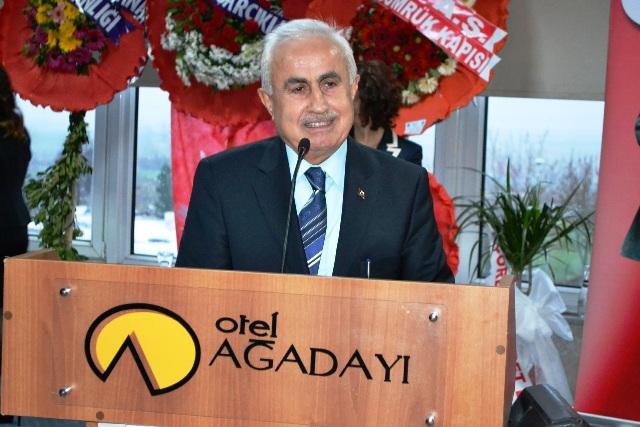 """Vali Şahin, sözü verdi: """"Keşan'daki kurumların doğalgaz bağlantı bedelini biz yatıracağız"""""""