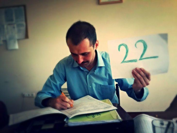 Keşanlı Öğretmen Mesut Kurt'un düzenlediği türkü için destek olalım