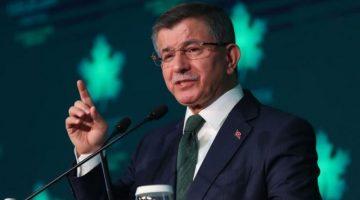 "DAVUTOĞLU ""ANKARA'DA AKIL TATİLE ÇIKTI!.."""