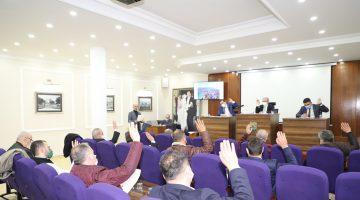 Gelibolu Belediyesi 2021'in ilk meclis toplantısını yaptı