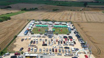 Trakya'nın en büyük yöresel ürünler pazarı açıldı