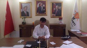 """Adnan Vural, """"17 Ekim'de gerçekleşecek AKP İlçe Kongresi'nde adayım"""""""