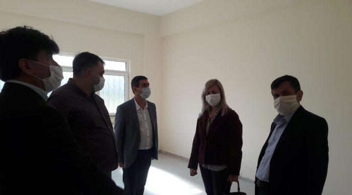 AK Parti Keşan İlçe Yönetimi ziyaretlere devam ediyor