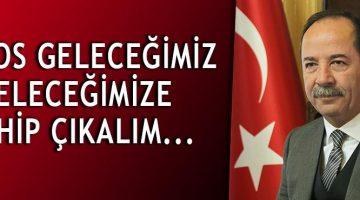 """""""SAROS BİZİM GELECEĞİMİZ"""""""