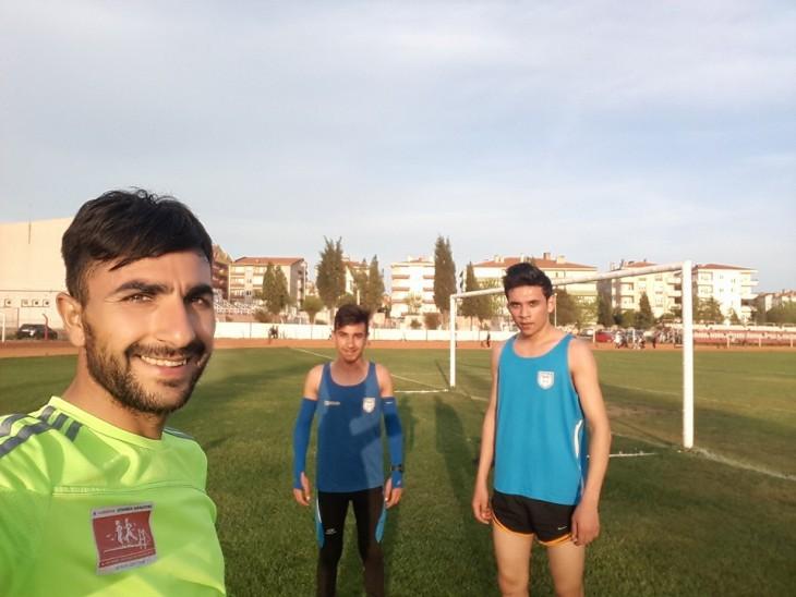 Keşanlı Atletler Bozcaada Yarı Maratonu'na ve Kocaeli'de Kulüpler Arası Yarışmalarda katılacaklar.