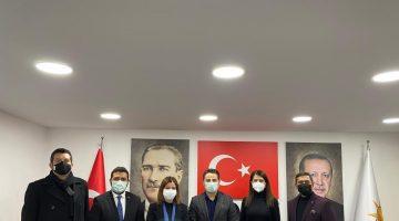 AK Parti Keşan Gençlik Kolları Başkanlığı'na Anıl Durmaz getirildi