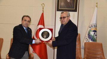 Mustafa Altay, emekliliğe uğurlandı