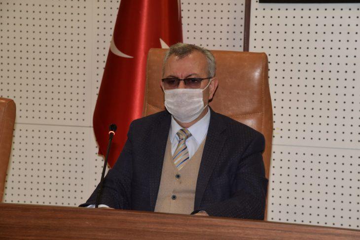 """Helvacıoğlu açıkladı """"Keşan'da Koronavirüs Vakası Yok"""" (Videolu)"""