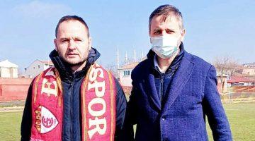 Edirnespor Cahit Erçevik ile anlaştı