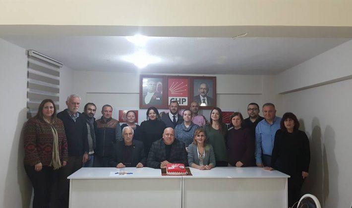 CHP Edirne İl Yönetimi 1.Yılını Kutladı.