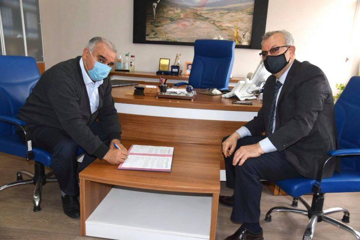 Keşan Belediyesi ile Tapu Müdürlüğü arasında entegrasyon protokolü imzalandı