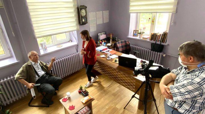 Trakya'nın Duayen Gazetecisi Feyzullah Aktan, Keşan Kent Müzesi'ninin konuğu oldu