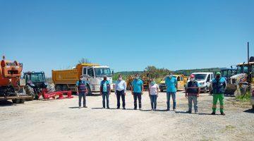 Keşan Belediyesi'nin Erikli ve Yayla sahilindeki hizmet binaları 17 Mayıs'ta faaliyete geçiyor