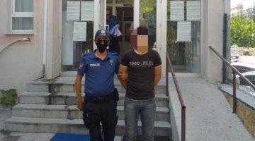 Sustalı bıçakla bir kişiyi yaralanan kişi tutuklandı