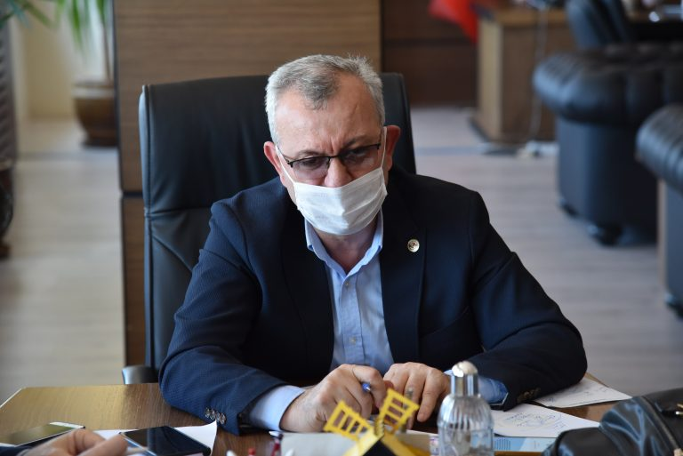 """Helvacıoğlu """"Biraz fazla kaybolduk, Keşan'ı birlikte yönetmeliyiz"""""""