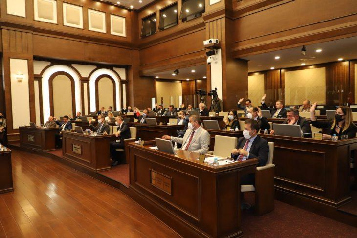 Büyükçekmece Belediye Meclisi Tek Ses: Atatürk ortak değerimizdir!