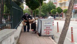 Dünyada İlk 10 Ekonomi İçersinde Olduğu İddia Edilen Ülkemden Bir Fotoğraf.