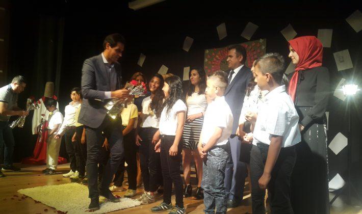 Şehit Er Akın Buluş İlkokulu'ndan Müthiş Gece…