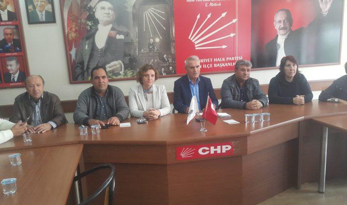 CHP Keşan İlçe Yönetimi 2019 Seçimleri İçin Önseçim Kararı Aldığını Açıkladı…