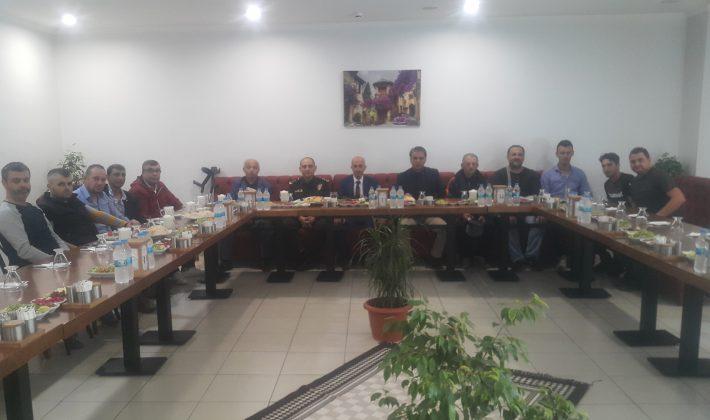 Anafartalarspor'da Mahmut Aksu Başkan Oldu…