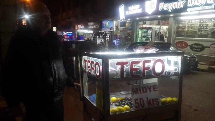Keşanlı Tefo Dayı da Enflasyonla Topyekün Mücadeleye % 40'la Destek verdi.
