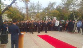Atatürk Keşan'da Anıldı…