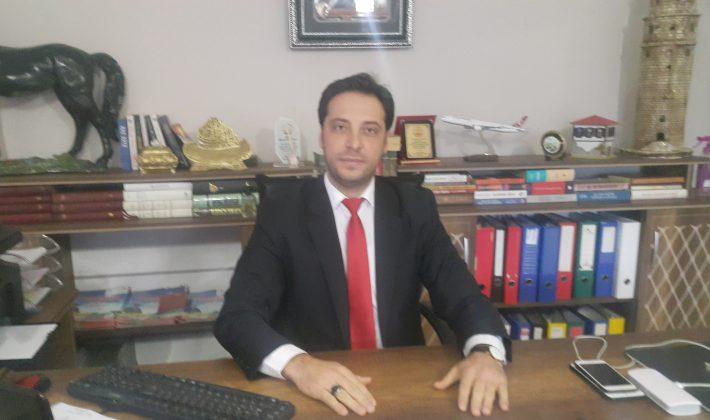 MHP Keşan Belediye Başkan Adayı Hüseyin Yıldırım'dan Açıklama…